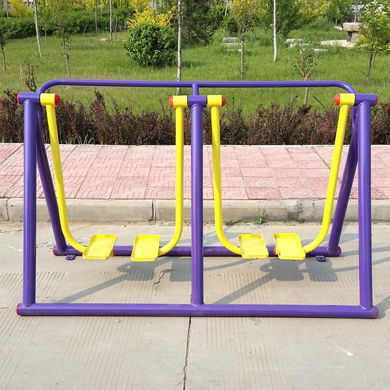 健身器材_小区健身器材的使用方法